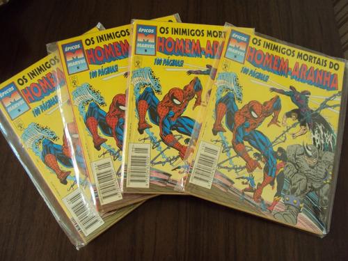 épicos marvel # 05 - homem-aranha - editora abril
