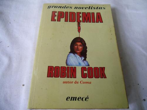 epidemia (robin cook)
