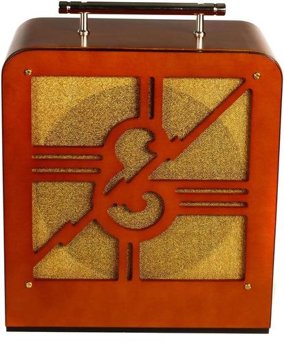 epiphone electar century amplificador valvular 18w rms