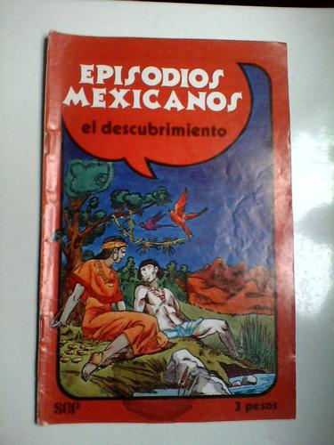 episodios mexicanos número 3 el descubrimiento sep