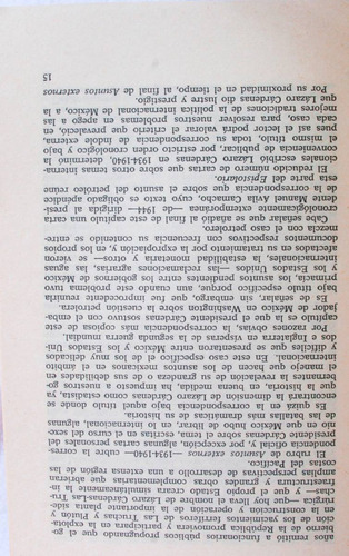 epistolario de lázaro cárdenas 2 tomos