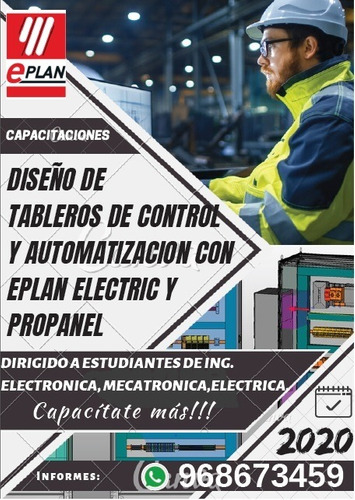 eplan electric y propanel