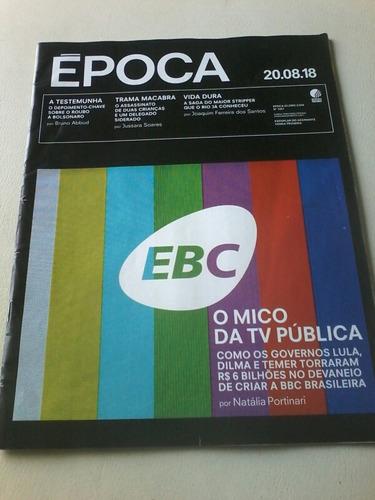 epoca ebc bbc brasileira stripper isabel fillardes f canto