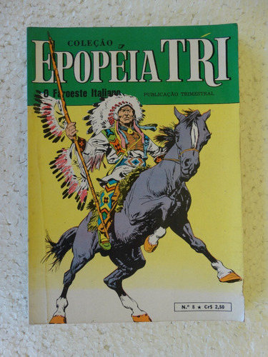 epopéia tri! ebal 1970-1987 ! vários! r$ 20,00 cada!