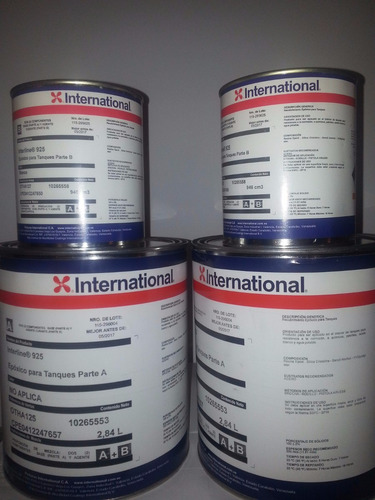 epoxico grado alimenticio interline 925 blanco international