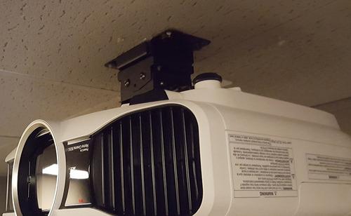 epson 5030 universal projector mount de vega a-v systems