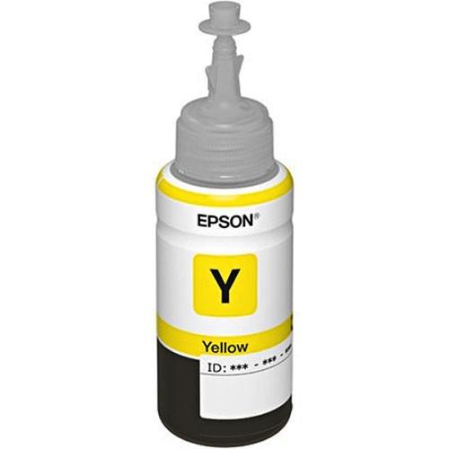 epson 673 botella tinta amarillo (l800 - l850 - l1800)