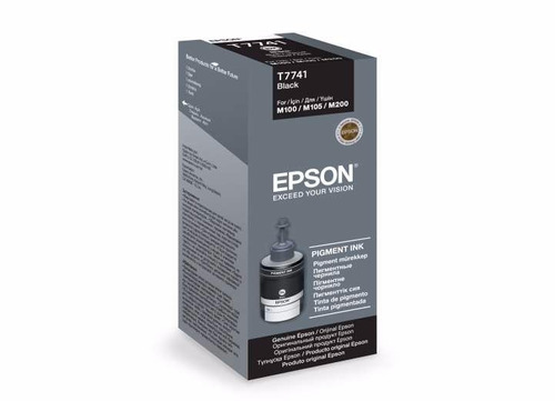 epson 774 botella tinta workforce m100, m105, m200, m205