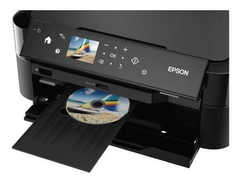 epson ecotank l850 multifuncional fotográfica cd/dvd