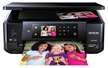 epson expression xp-640 impresora color superior wireless
