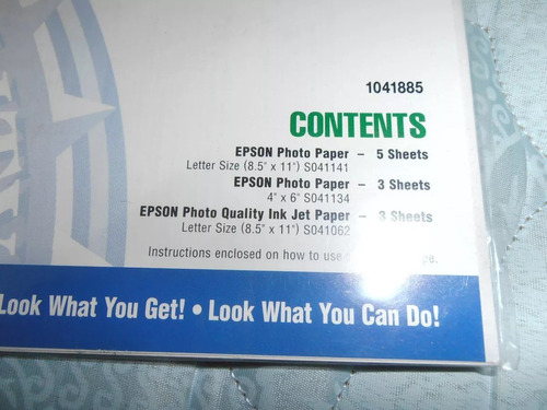 epson foto quality pack