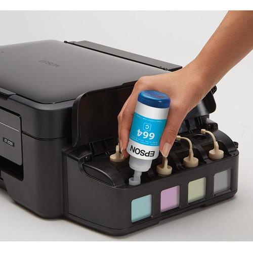 epson impresora l475 ecotank multifuncional con tanque de