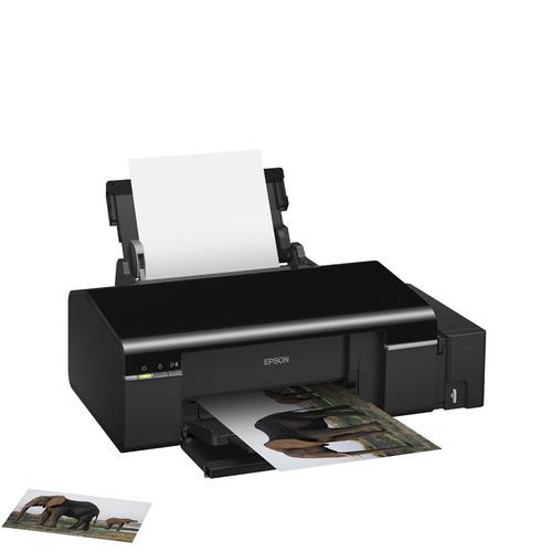 epson impresora l800 fotográfica con tinta continua (cd/dvd)