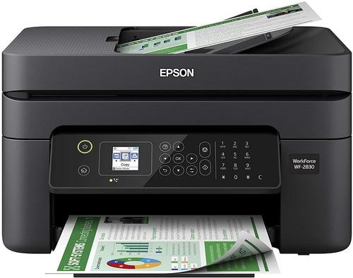 epson impresora wf 2830 con sistema de tinta mejor que l4160