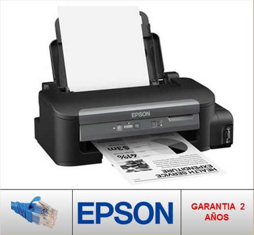 epson impresora workforce m100 solo negro (sumcomcr