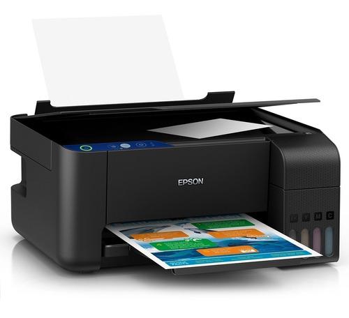 epson l3110 impresora ecotank sistema continuo tinta 544