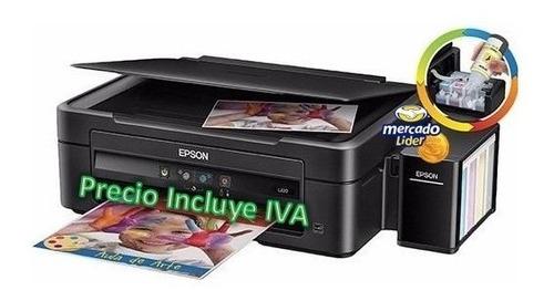 epson l3110 - l380 -  sistema original incluye iva