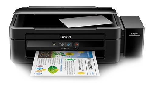 epson l380 con sistema original multifunción incluye iva