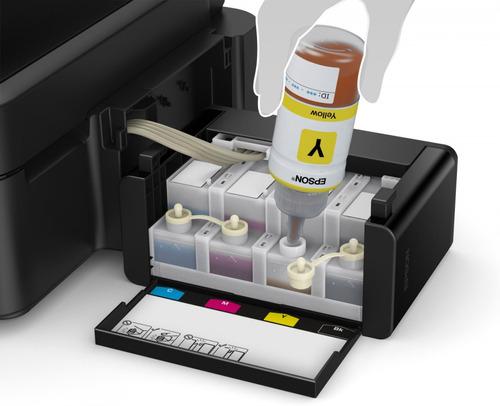 epson l380 impresora multifuncion de tinta continua original