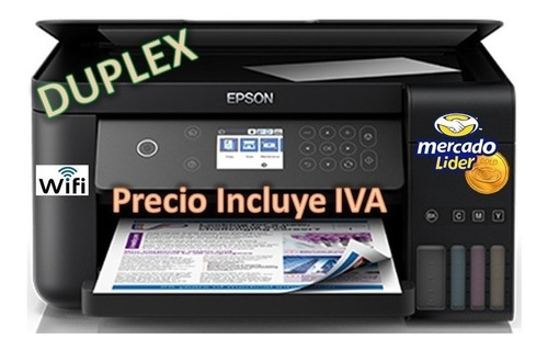 epson l4160 duplex impresora sistema original incl iva wifi