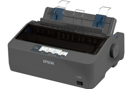 epson matriz lx-350+ii 80cl 9p 337cps par/ser/usb