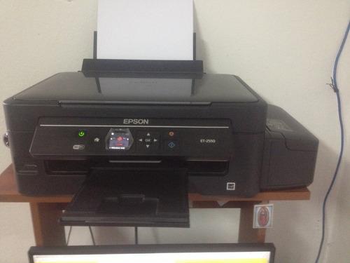 epson multifuncional impreso