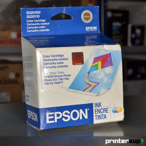 epson original color stylus photo 700 750 - printersup