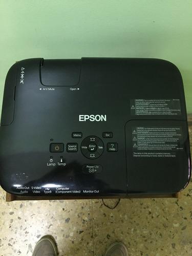 epson pantalla proyector