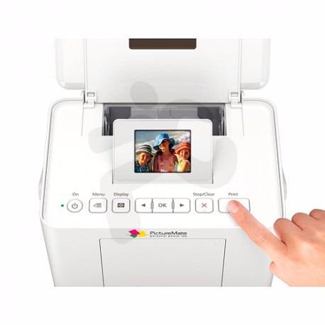 epson picturemate pm225 impresora fotográfica portable