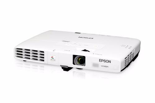 epson powerlite 1771w proyector hd wi-fi lcd 3000 lumen