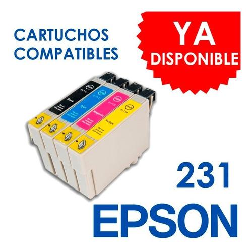 epson t 296 / 297 xl cartucho compatible con xp231 xp241