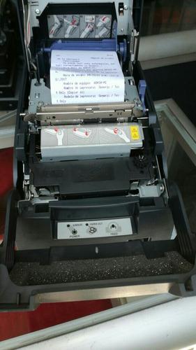 epson tmu 220  impresora ticketera pos