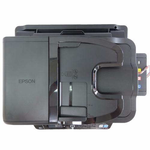 epson wf 3620 + sistema continuo + instalación a domicilio