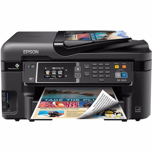 epson wf 3640 original de fabrica x6 unidades