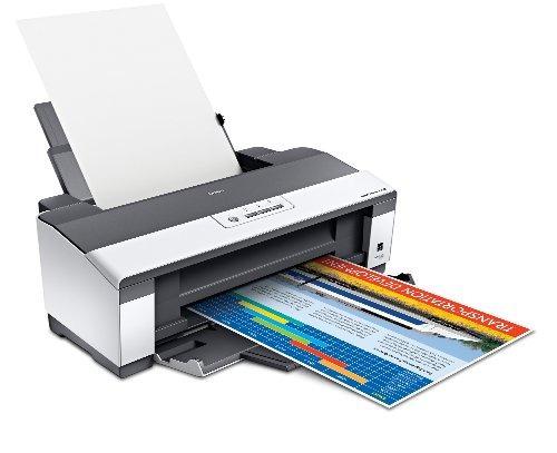 epson workforce 1100 de gran formato en color de la impreso