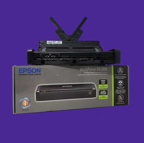 epson workforce es-200 escáner dúplex portátil