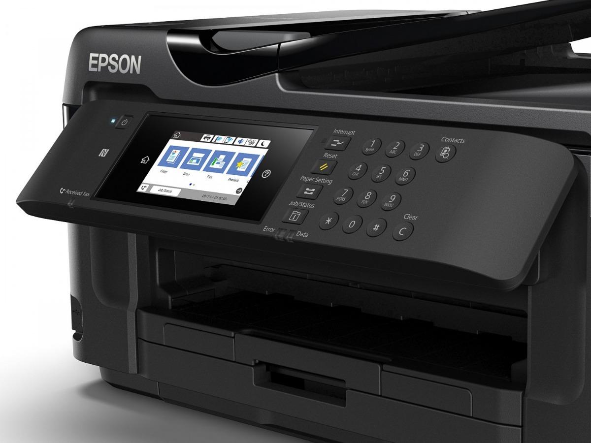 Epson Workforce Wf 7710 Tabloide 7 999 00 En Mercado Libre