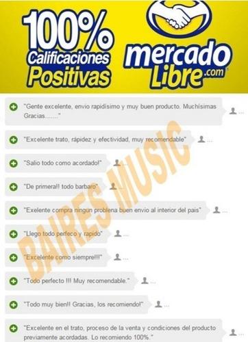 equalizador artec p/ guitarra acústica criolla etn-4