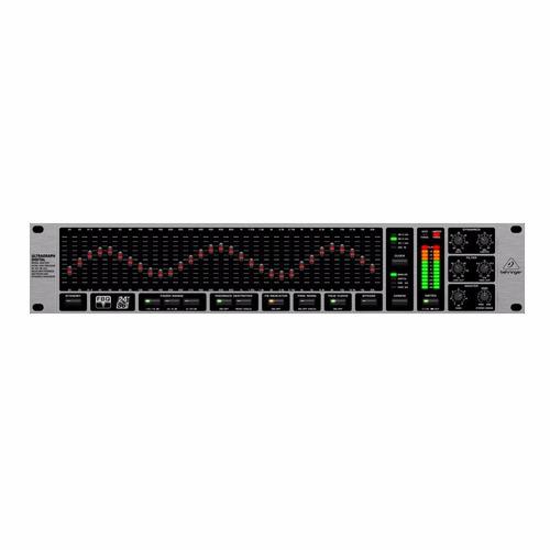 equalizador behringer ultragraph digital deq1024 - eq0003