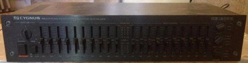 equalizador cygnus ge 1800x