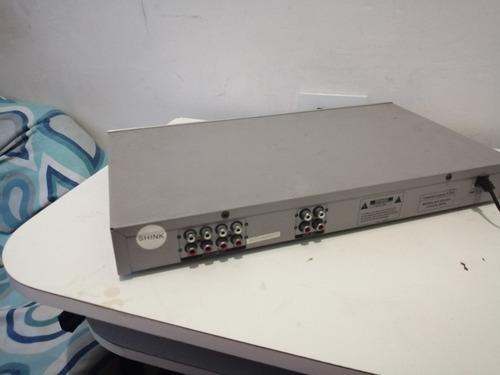 equalizador estereo pioneer dual band eq-808