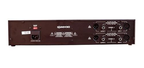 equalizador gráfico profissional 31 bandas eq-231 estéreo