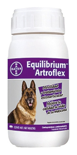 equilibrium bayer 60 tabletas