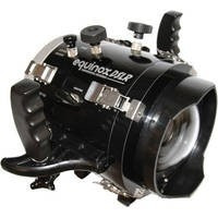 equinox underwater housing for canon 7d dslr camera and ef 2