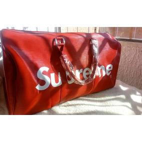 36057eed5 Supreme X Louis Vuitton - Equipaje y Accesorios de Viaje en Mercado ...