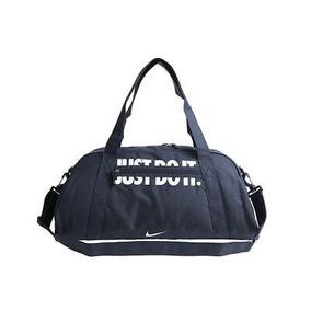 dae40904564 Maleta Bolso Nike Gym Club Dama Marino Original Envío Gratis
