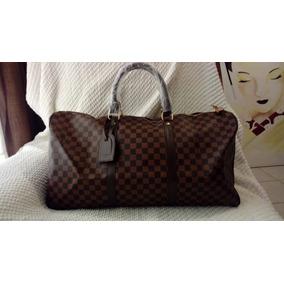 bfc580ae0 Louis Vuitton Keepall 55 Lv - Equipaje y Bolsas en Mercado Libre México