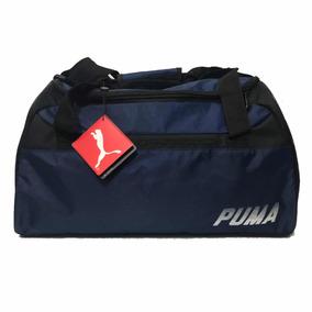 0307ad70b Maleta Deportiva Puma Direct Gym Viaje Azul Mar Otras adidas