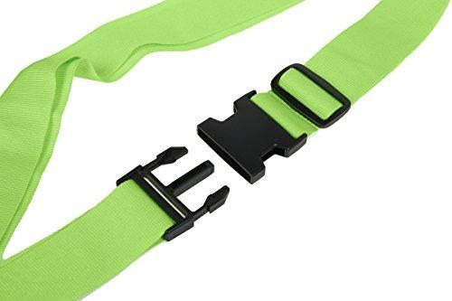 equipaje correas veliz cinturón y etiqueta accesorios para