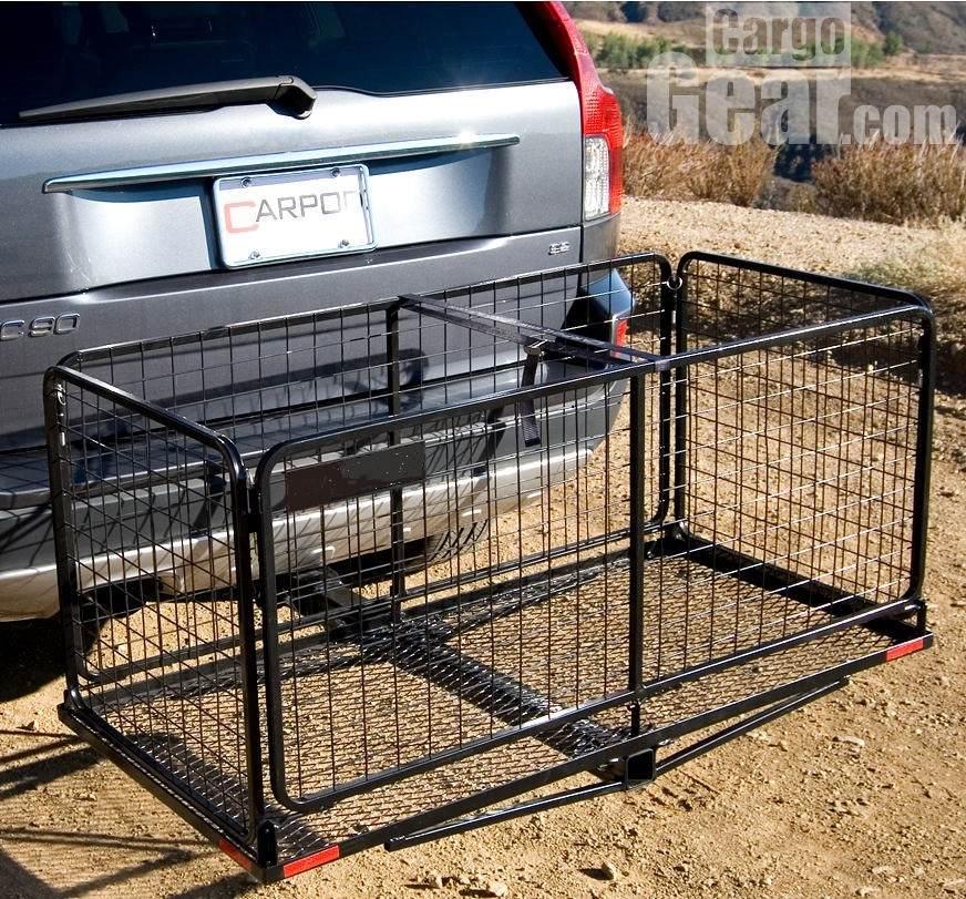 Honda Odyssey Trailer Hitch >> Canasta Porta Equipaje Para Jalon Deluxe - $ 3,900.00 en Mercado Libre